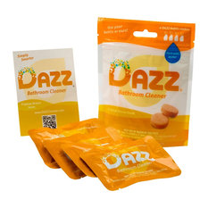 DAZZ Bathroom Cleaner, Refill Pack