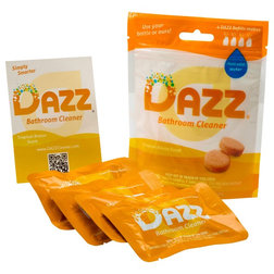 Contemporary Household Cleaning Products by DAZZ Cleaning Tablets