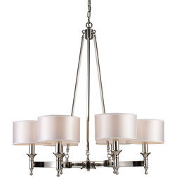 Lovely Chandeliers by HedgeApple