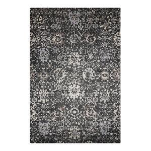 Nourison Twilight Floral Onyx Rug, 168x244 Cm