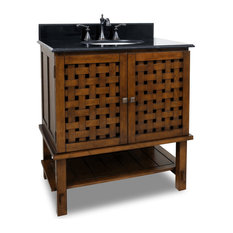 Bathroom Vanity Cabinet With Baskets