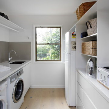 Laundry and Butlers Pantry