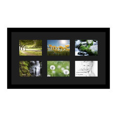 ArtToFrames Collage Photo Frame  with 6 - 5x7 Openings