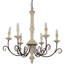 Farmhouse Chandeliers by Five Oaks Furniture