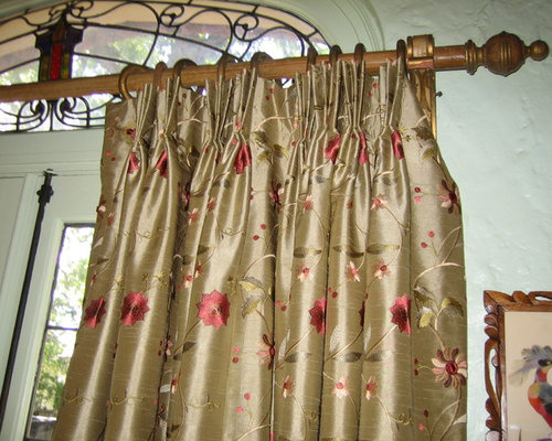 Drapes and Swags - Window Treatments