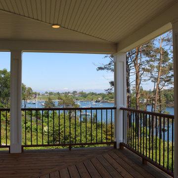 Bailey Island Custom Home