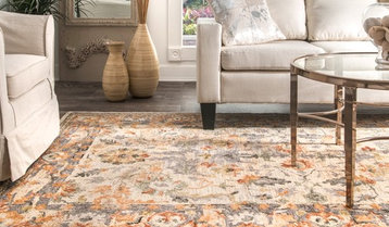 Up to 70% Off Wool Rugs by Hue