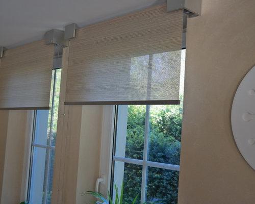 sichtschutz und blendschutz f r k chenfenster. Black Bedroom Furniture Sets. Home Design Ideas