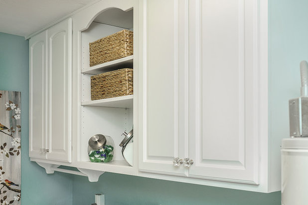 A Bright New Laundry Room for Lowe's-Houzz Sweepstakes Winners