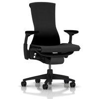 Embody Chair by Herman Miller, Rhythm Black