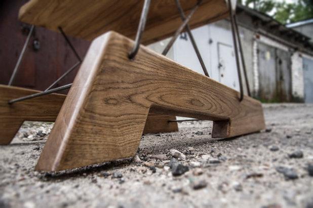 Лофт Уличная мебель для отдыха by Tomov Workshop