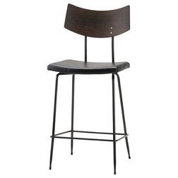 Industrial Bar Stools And Counter Stools by Nuevo