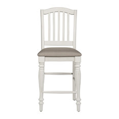 Liberty Furniture Cumberland Creek Slat Back Counter Chair