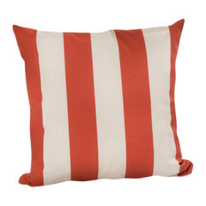 Indoor and Outdoor Cabana Throw Pillow, Canyon