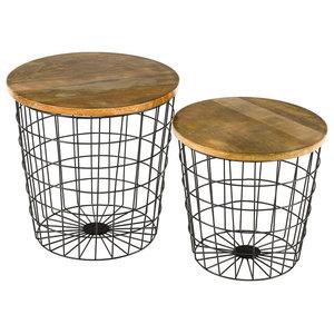 Taylor Storage Baskets, Set of 2
