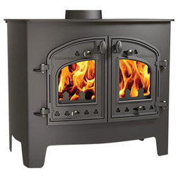 Contemporary Wood Burning Stoves by Direct Stoves