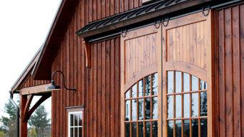 Lucketts Horse Barn