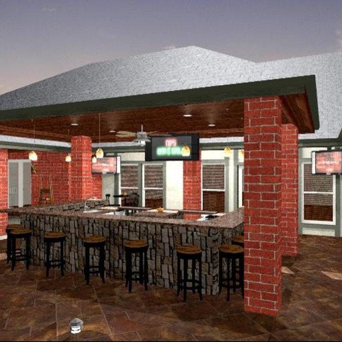 3D Design Renderings 11