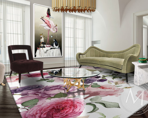 FIORI - from the Esotica Rug Collection - Area Rugs