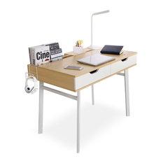 LIFEWIT   Lifewit Laptop Desk, Modern Simple Writing Table , 40u201dx23u201d