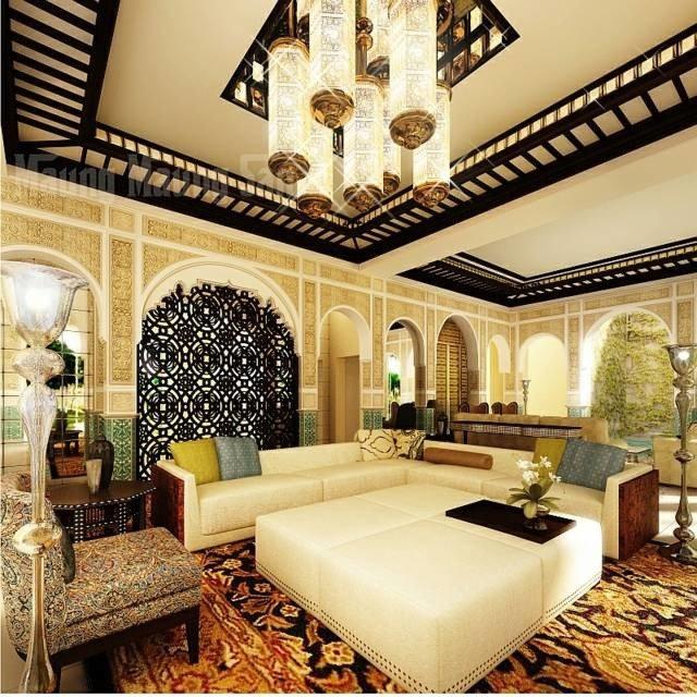 décoration style Marocain