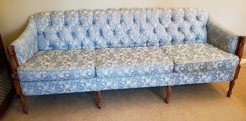 Help Me Make Over This Craigslist Sofa