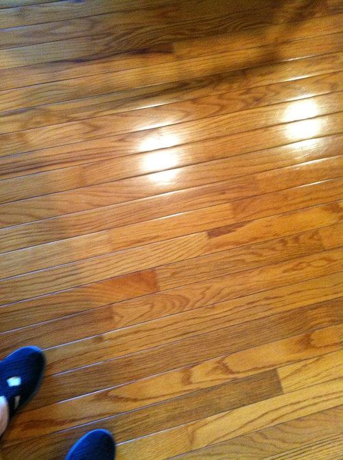 Mixing Hard Wood Floors