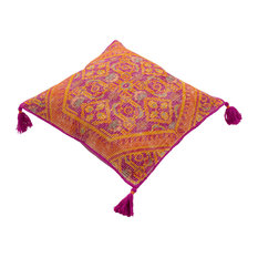 Zahra Pillow 30x30x5, Polyester Fill