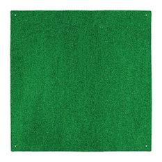 Outdoor Turf Rug Green, 10'x10'