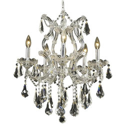 Ideal Traditional Chandeliers by PWG