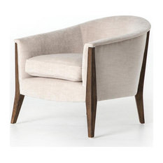 Creighton Chair Natural White