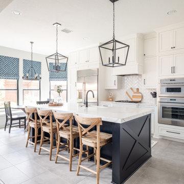Kitchen, Master & Powder Bath Makeovers | Prosper, TX