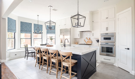 Kitchen of the Week: Bright and Balanced Modern Farmhouse Style