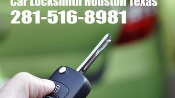 Car Locksmith Houston Texas