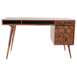 Midcentury Desks And Hutches by Buildcom
