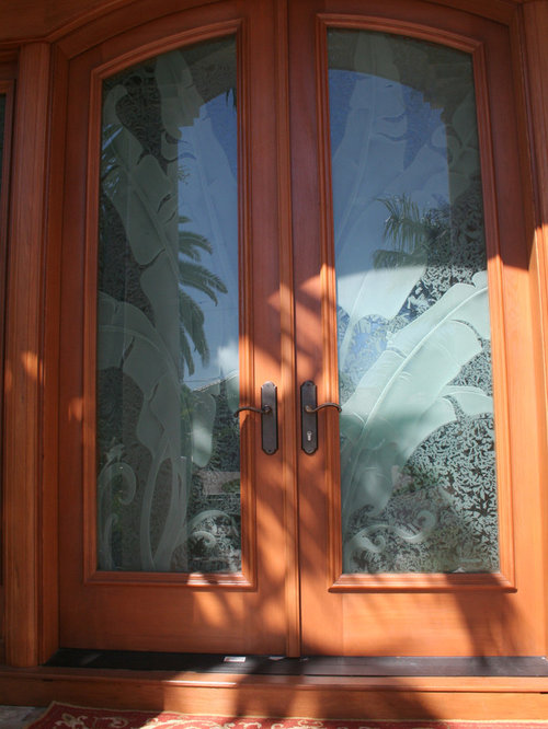 Old Growth Cypress Doors