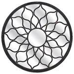 IMAX Worldwide Home - Maske Iron Mirror, Round - *Please Note*