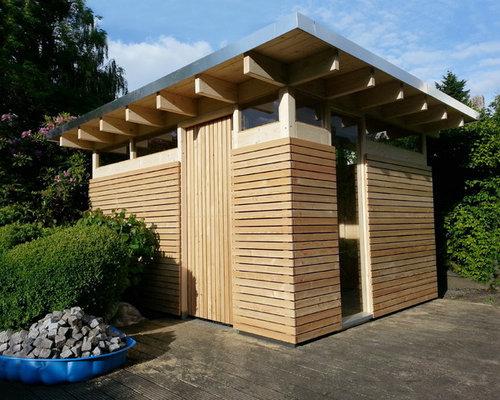 moderne gartenhuser classic outdoor structures - Moderne Gartenhuser