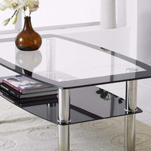 Glass Coffee & Side Tables