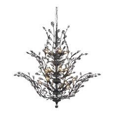 2011 Orchid Collection Large Hanging Fixture, Royal Cut