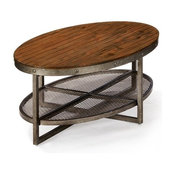 INK+IVY Sheridan Coffee Table in Chestnut Finish FPF17-0346