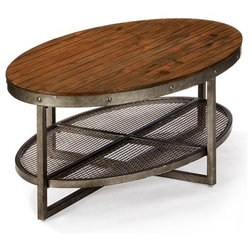 Industrial Coffee Tables by Olliix