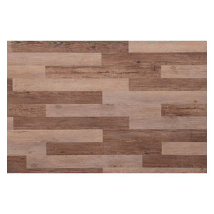 E-Z Wall Peel and Press Barnwood Wall Planks