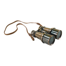 Victorian Binoculars Decor, Bronze