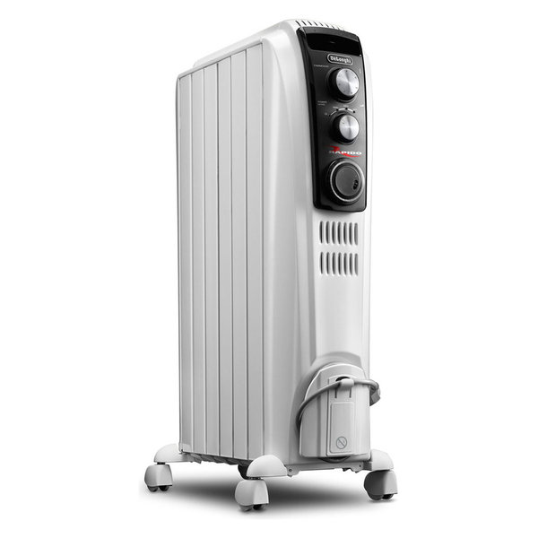 High Performance Radiant Heater With Mechanical Controls