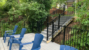 Custom Deck & Gate