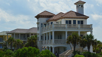 Design, Installation, and Maintenance of Luxury Home Landscaping in Florida