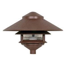 "Nuvo Lighting 76/635 9-5/8""W Landscape 1 Light Path Light - Bronze"