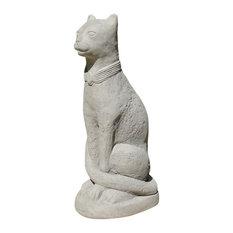 Bastet Cat Garden Statue Art, Sedona
