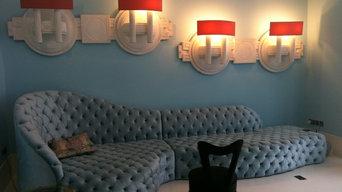 Antonio Upholstery Work